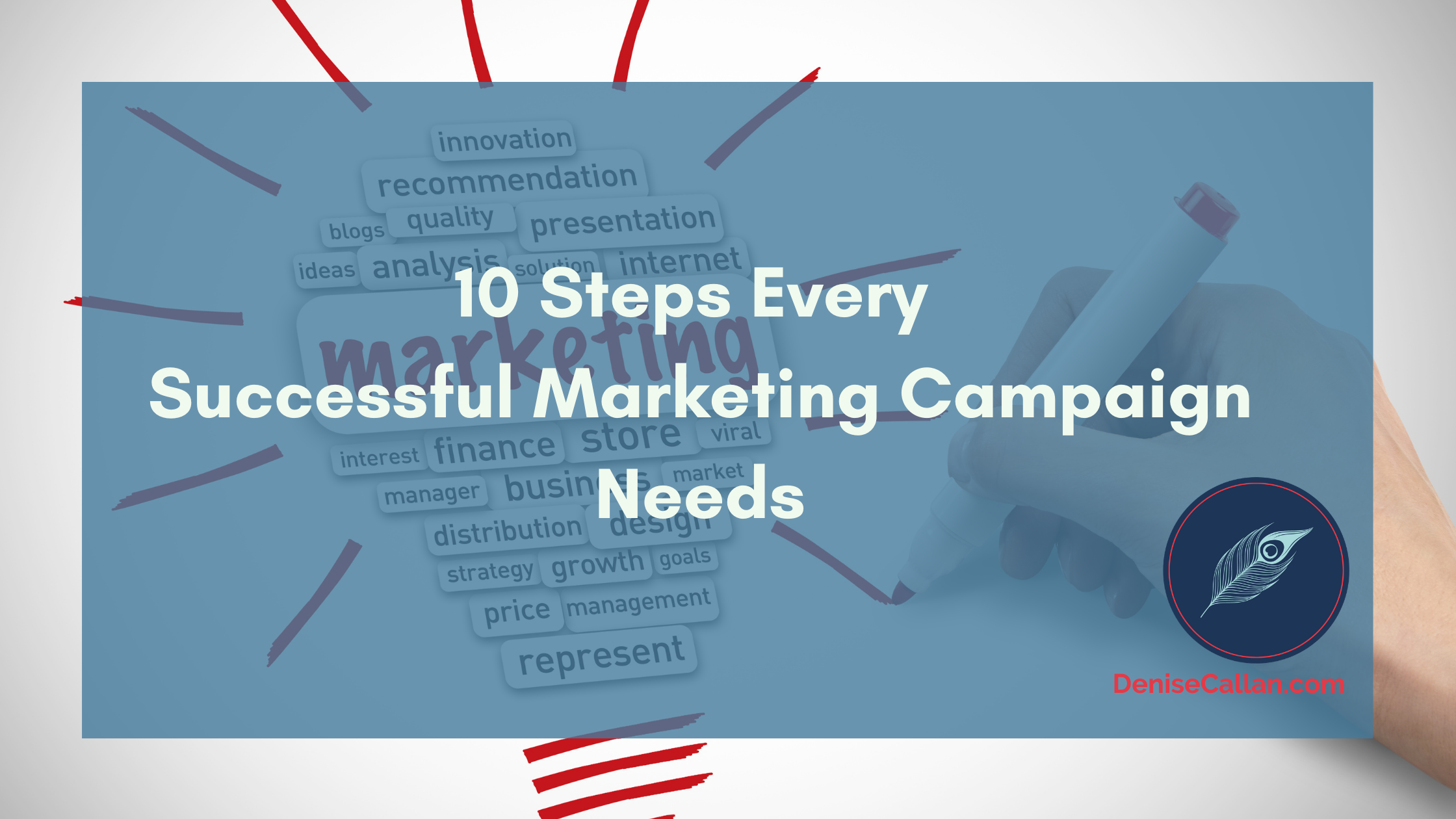 10 Steps Every Successful Marketing Campaign Needs